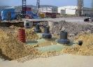 Пескоилоотделитель, нефтемаслоотделитель, блок доочистки